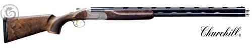 Churchill O/U 12 Ga Sporting Shotgun 32″ Barrel W/Adjustable Stock?>