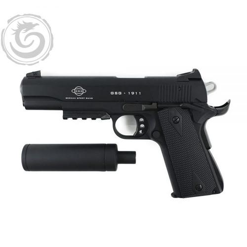 GSG 1911 Tactical Semi-Auto Rim-fire Pistol 22LR?>