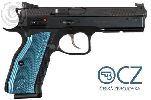 CZ SHADOW 2 PISTOL 9MM-BLUE/BLACK?>