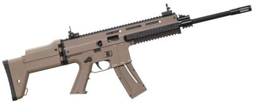 ISSC MK22 SCAR .22LR Non-Restricted TAN?>