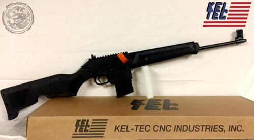 Kel-Tec SU-16F .223 Tactical Non-Restricted Rifle?>