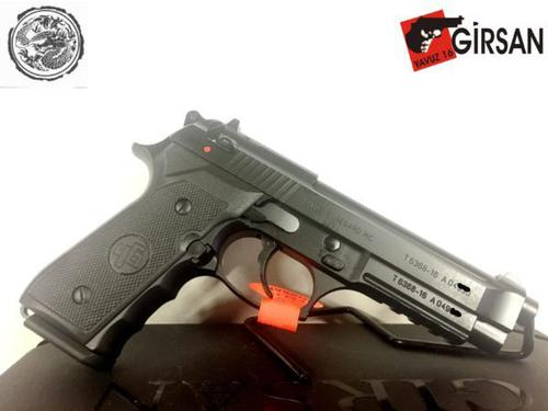 GIRSAN REGARD 9MM BLUED WITH RAIL 9MM?>