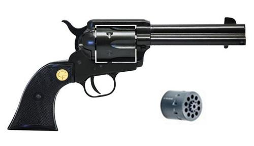 CHIAPPA FIREARMS 1873-22 SINGLE-ACTION REVOLVER 22 LR /22 WMR COMBO 6 Rnd?>
