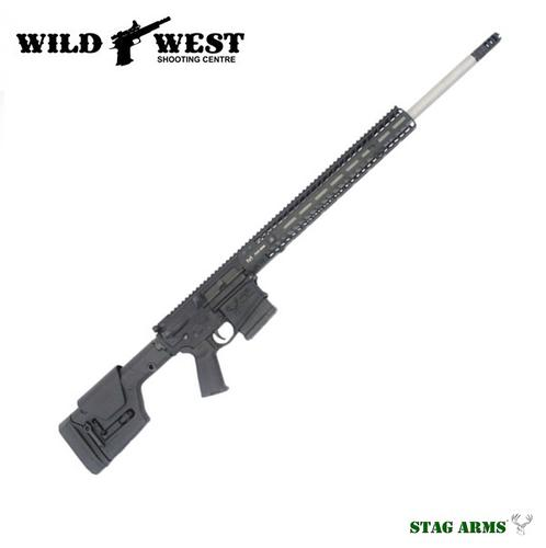 Stag Arms STAG 10L M-LOK Rifle, 24″,6.5 Creedmoor Non-Restricted – Left Handed?>