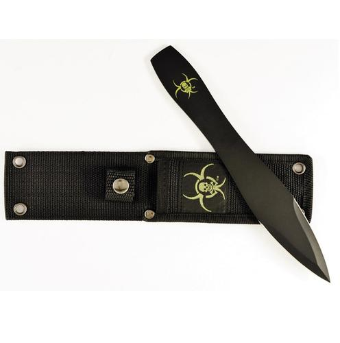 RUKO Knives TK06AB Double Edge Spear Point Throwing Knife?>