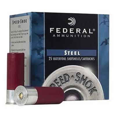 Federal Ammunition 12 Ga 3-1/2″ BB Shot Waterfowl Loads/ 25 Rounds?>