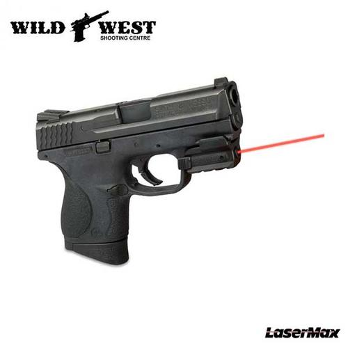 LaserMax Spartan Adjustable Rail Mounted 5mW Red Laser Sight?>