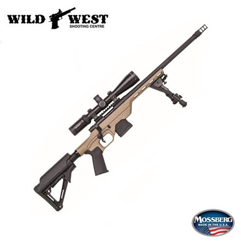 Mossberg MVP Light Chassis .308 Win w/ Vortex?>