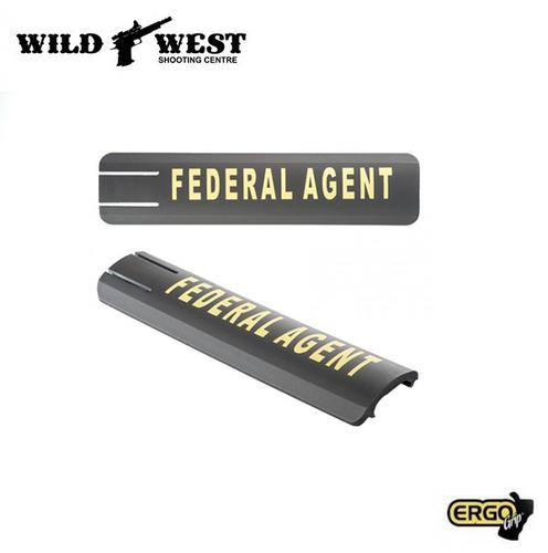 "ERGO Grips ""Federal Agent"" Rail Covers?>"