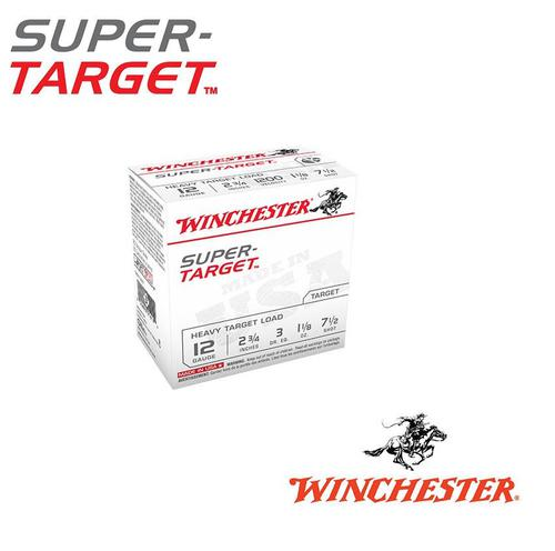 Winchester Super-Target 12Ga. 2-3/4″ 250 Rounds?>