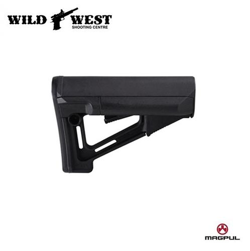 Magpul STR Stock  Commercial Tube BLK?>
