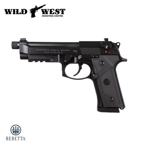 Beretta M9A3 Threaded 9mm – Blued?>