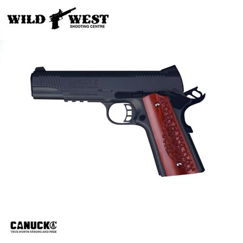 CANUCK 1911 Blued 9mm?>