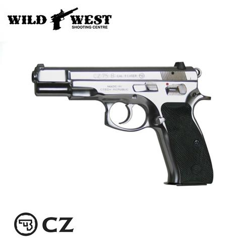 CZ 75 B High Polished Stainless – 9mm?>