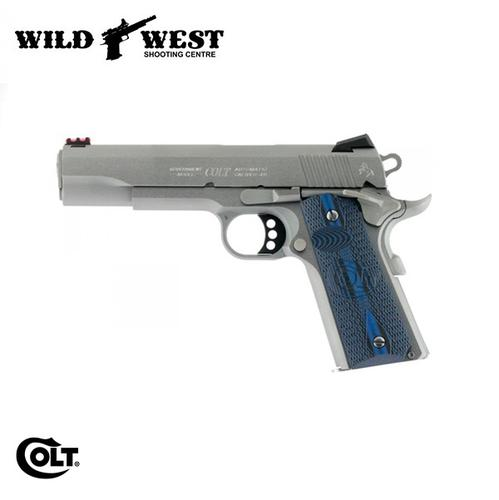 COLT Competition 1911 .45 ACP – Stainless?>