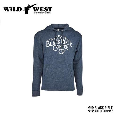 Black Rifle Coffee Mountain Logo Lightweight Pullover – Navy Small?>