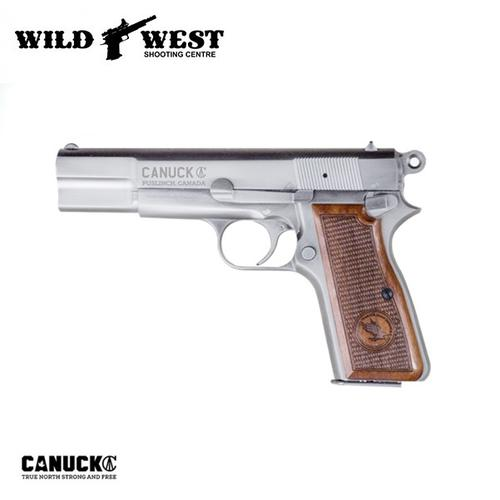 CANUCK High Power 9mm – Stainless?>