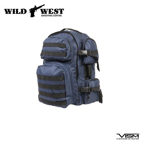 Tactical Backpack – Navy/Black?>