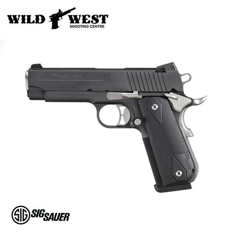 Sig Sauer 1911 Nightmare Carry w/ Fastback grip .45 ACP?>