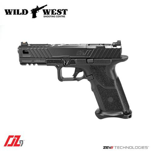 ZEV Technologies OZ9 Pistol Black Slide and Barrel 9mm?>