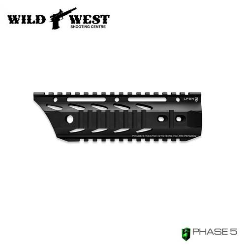 Phase 5 Tactical 7.5″ Lo-Pro Slope Nose Free Float Quad Rail?>