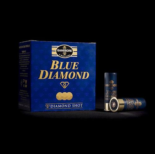 Gamebore Blue Diamond 'Diamond Shot' 12 Ga. 2 3/4″ 1 1/8 Oz.?>