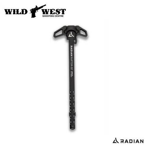 Radian Weapons Raptor Ambi Charging Handle 7.62 (AR10/SR25) – BLK?>