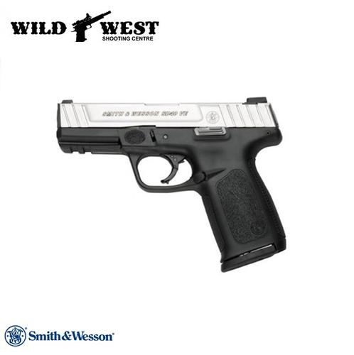 Smith & Wesson SD9VE 9mm?>