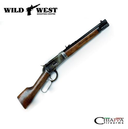 Chiappa 1892 Lever-Action Mare's Leg Takedown .357 Mag?>