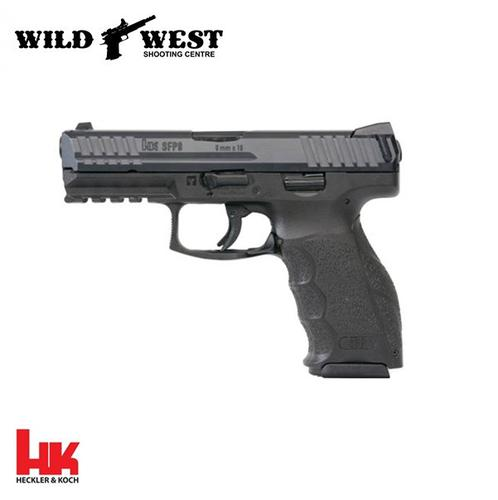 H&K SFP9 (VP9) w/ Night Sights 9mm – BLK?>