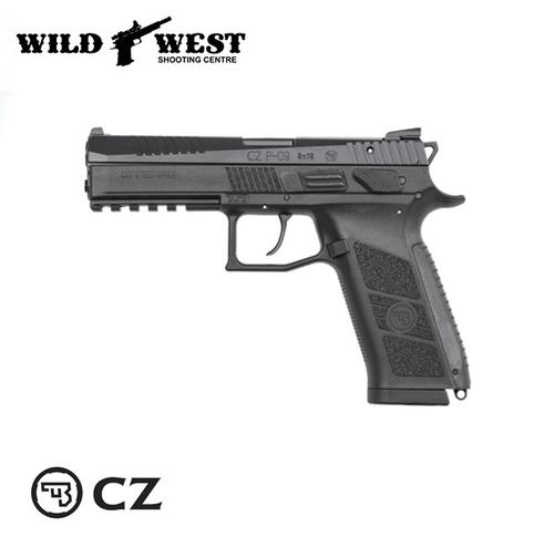 CZ P-09 Black – 9mm?>