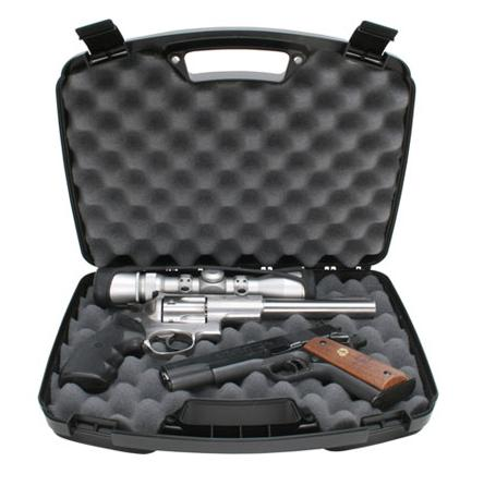 MTM Casegard Two Pistol Case?>