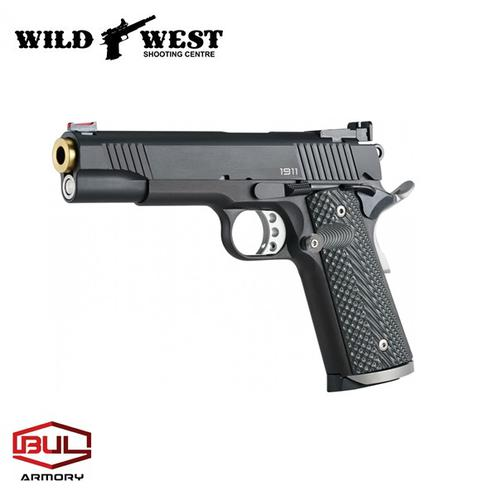 BUL Armory 1911 Trophy Black & Gold 9mm?>