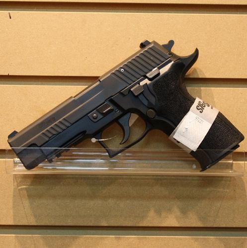 Sig Sauer P226 Enhanced Elite Siglite 9mm?>
