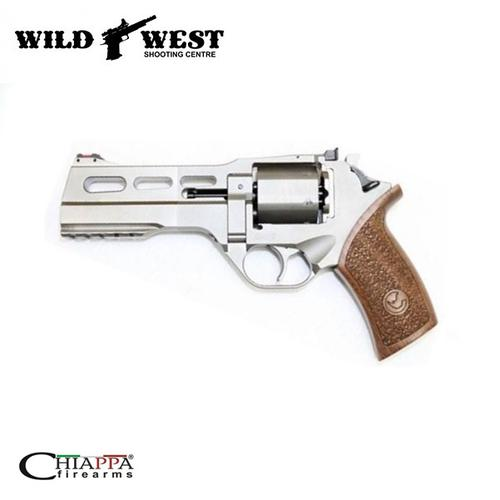 Chiappa Charging Rhino 50DS .357 Magnum – Chrome?>