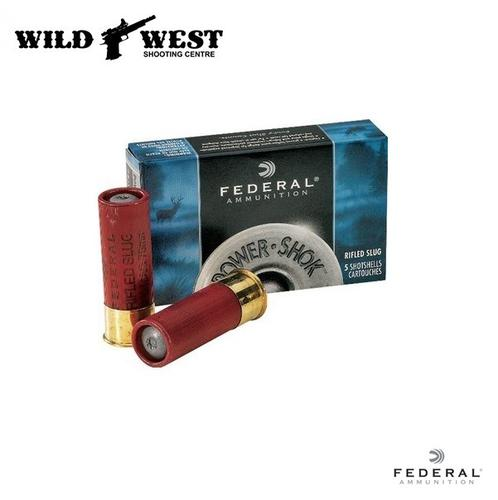 Federal Ammunition .410 Ga 2-1/2″ Maximum Rifled Slug/ 5 Rounds?>