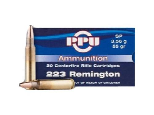 Prvi Partizan 223 Remington 55 Grain Soft Point?>