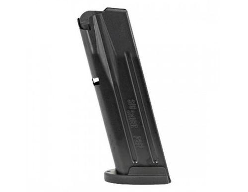 Sig Sauer P320, P250 Spare Magazine, 9mm Luger, 10 Round, Steel Blued?>