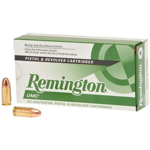 Remington UMC 9MM 124 Grain FMJ Box Of 50?>