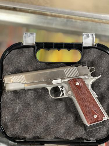 - Previously Enjoyed - Dan Wesson 1911 45acp?>