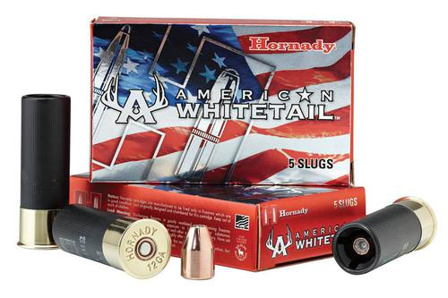 "Hornady 12g Slug  2 3/4"" 325gr InterLock for Rifled Barrels?>"