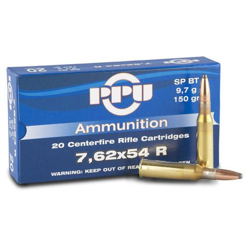 PPU 7.62x54R 182 gr 20 rounds?>