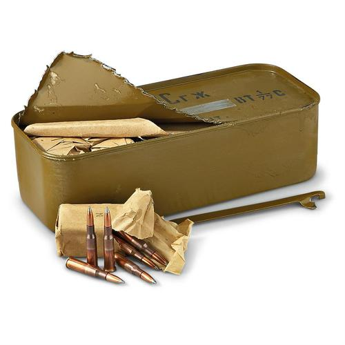 Surplus 7.62x54R Ammunition, 880rds per case?>