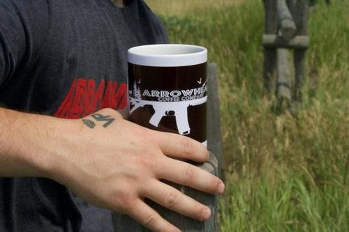 GUNSLINGER'S MUG - 15 OZ?>