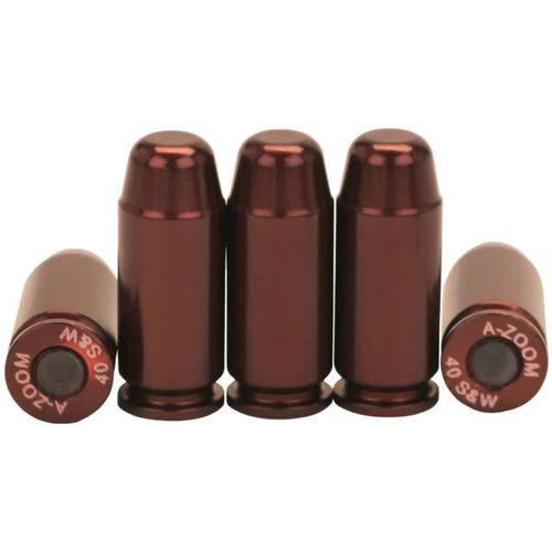 A-zoom 40 S&W Snap Caps 5 Pack?>