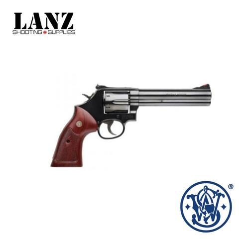 "Smith & Wesson 586 6"" Brl, Blued, 357 Mag?>"