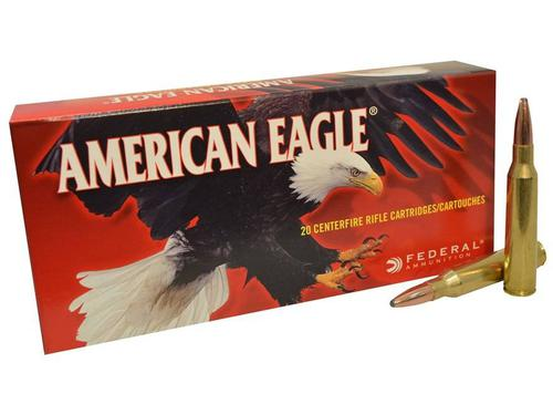 Federal American Eagle 338 Lapua Magnum 250 Gr. Pointed SP Box of 20?>