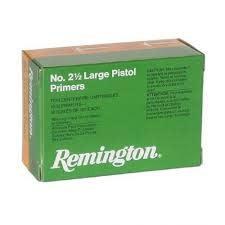 Remington Large Pistol  Primers?>