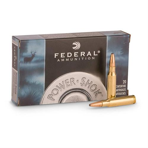 Federal Power-Shok 7mm Remington Magnum 175 Grain Soft Point Box of 20?>