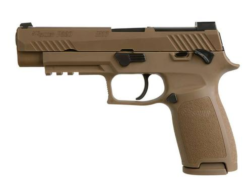 "Sig Sauer P320 M17 w/Manual Safety, 9mm, 4.7""?>"